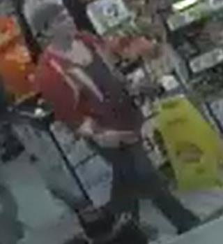 Suspect #2