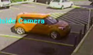 Wlagreens suspect vehicle